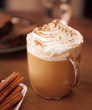 Cinnamon Dolce Lattes