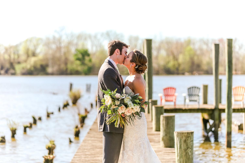 Upper Shirley Vineyard Wedding in Richmond, VA