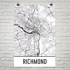 A Richmond Wall Piece