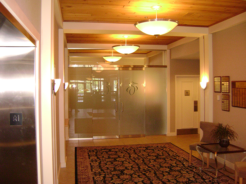 Country Club Entry Doors
