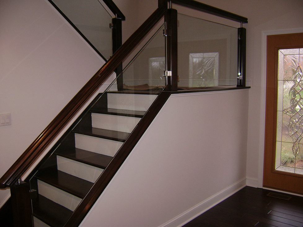 Glass Handrail Panels