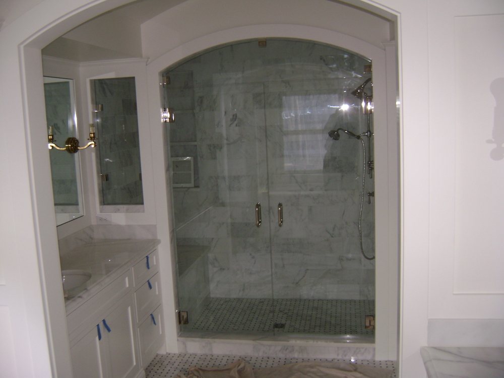 euro french doors with transom