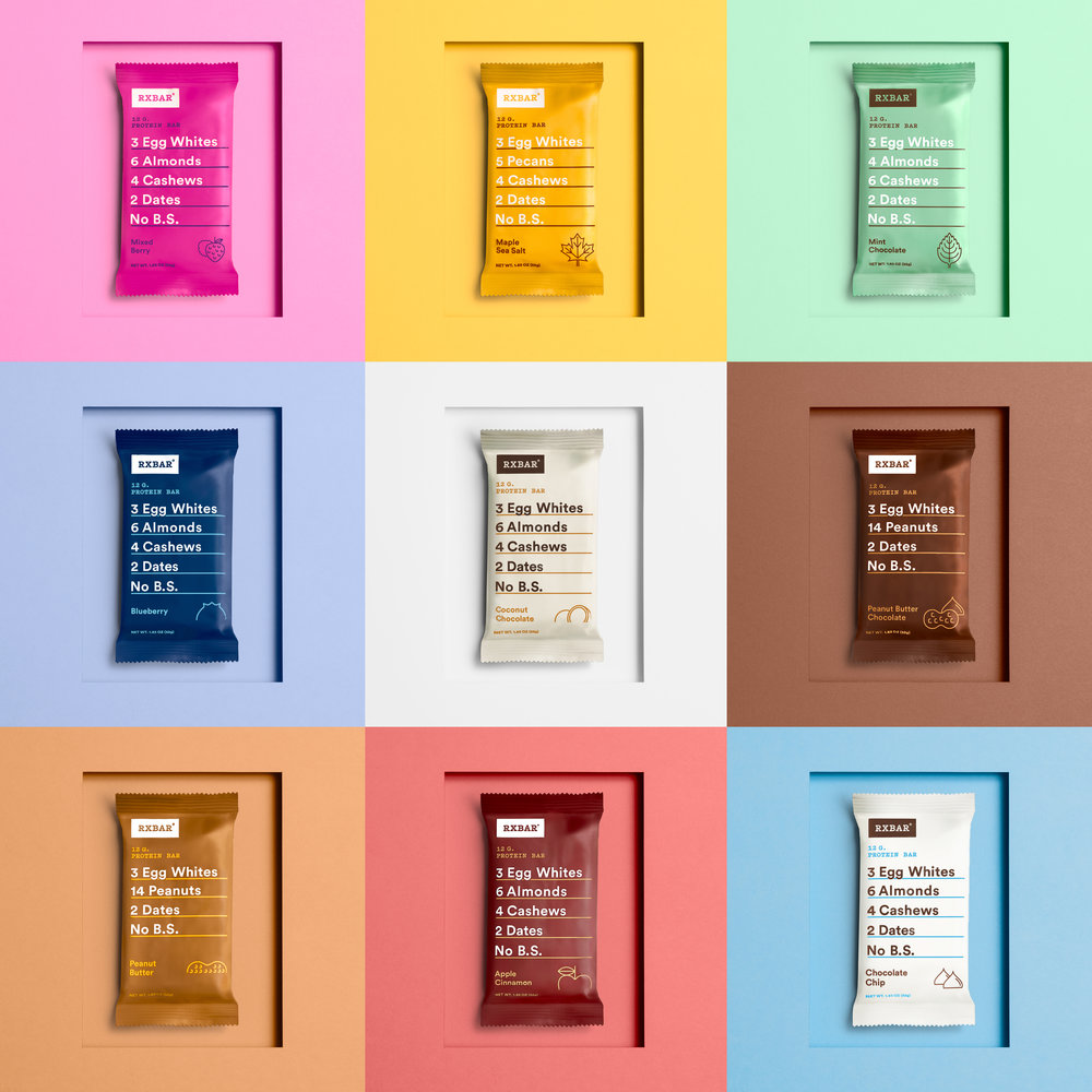 Photo provided by RXBAR