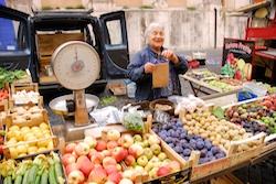 Campo dei Fiore Market
