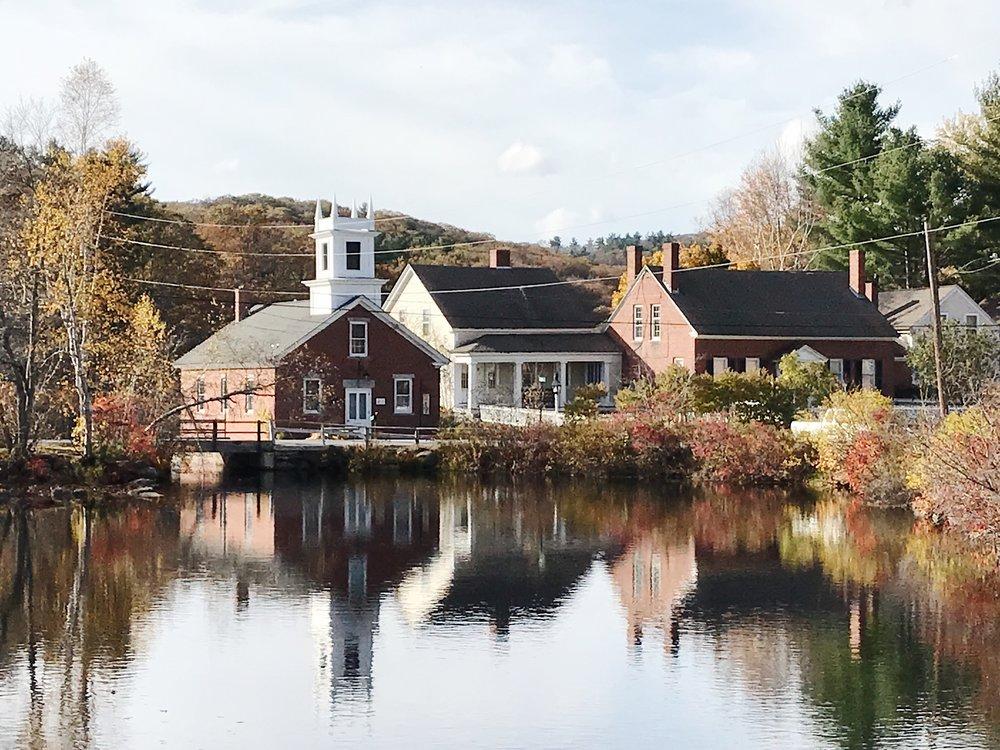 Harrisville, New Hampshire.