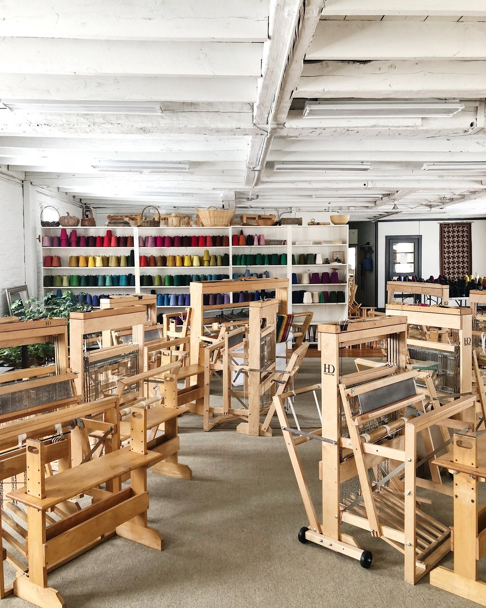 Weaving Studio.