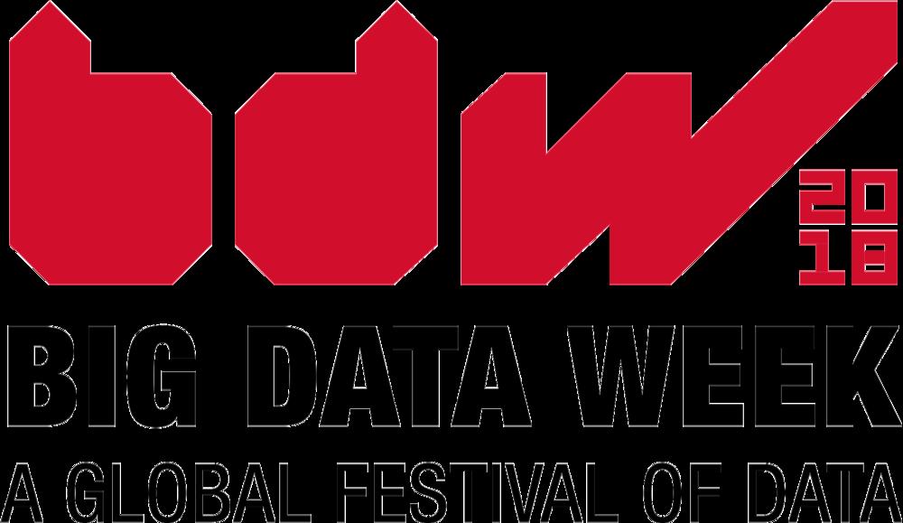 Logo Big Data Week São Paulo 2018