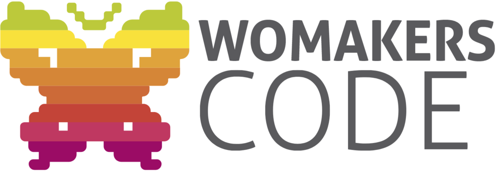 WOMAKERS CODE Logo