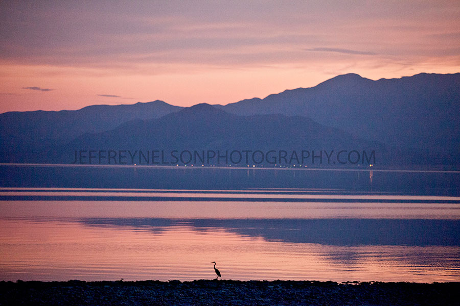 sunset, skyline, saltin sea, jeffrey nelson photography, landscapes