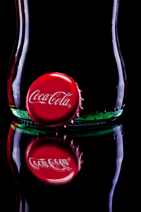 Coco Cola, bottle, soda, coke, product, Los Angeles Photographer Jeffrey Nelson, product photographer,