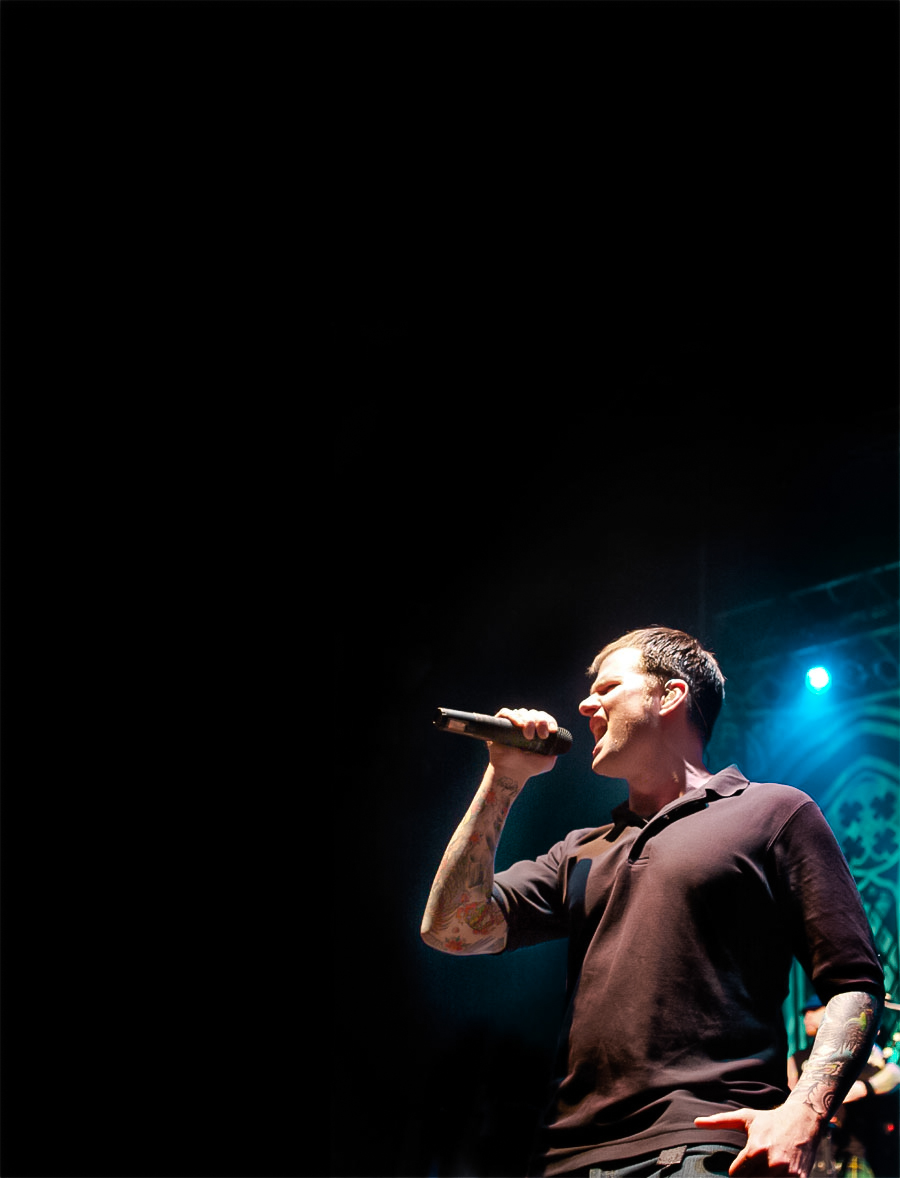 the dropkick murphys, hollywood, palladium, jeffrey nelson photography