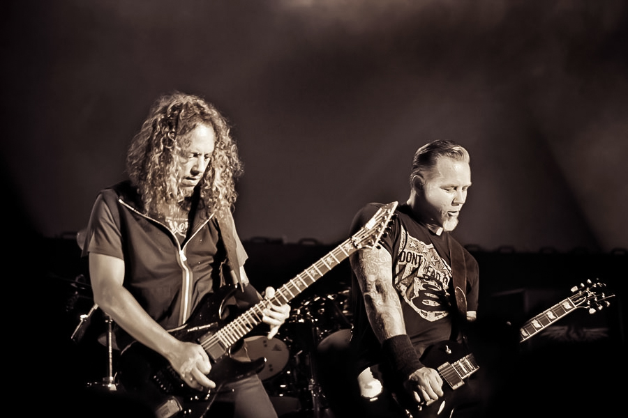 Metallica, jeffrey nelson photography