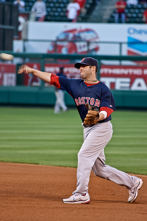 Dustin Pedroia, Boston Red Sox,