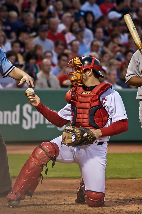 Jason Varitek, Boston Red Sox, Fenway Park, mlb, nesn, boston globe,
