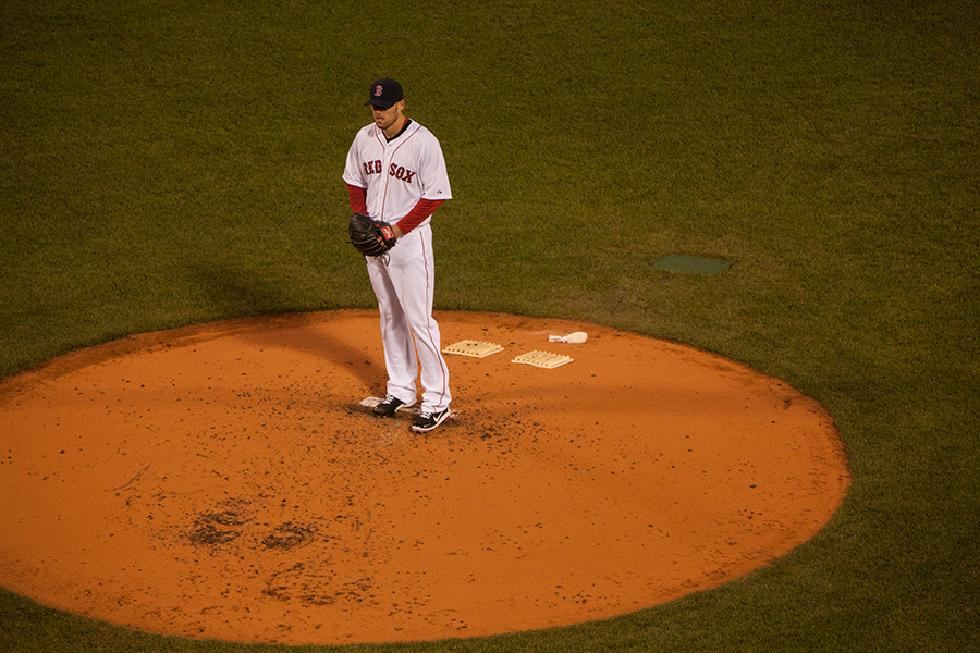 John Lackey, Boston Red Sox, 2013 world series, fenway park