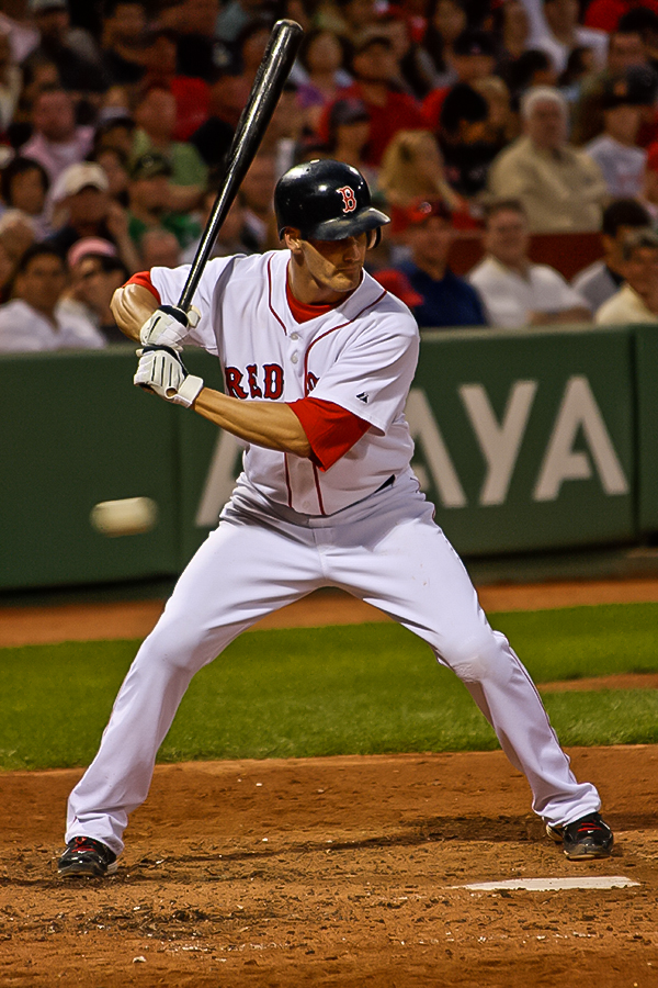 Nick Green, Boston Red Sox, Fenway Park