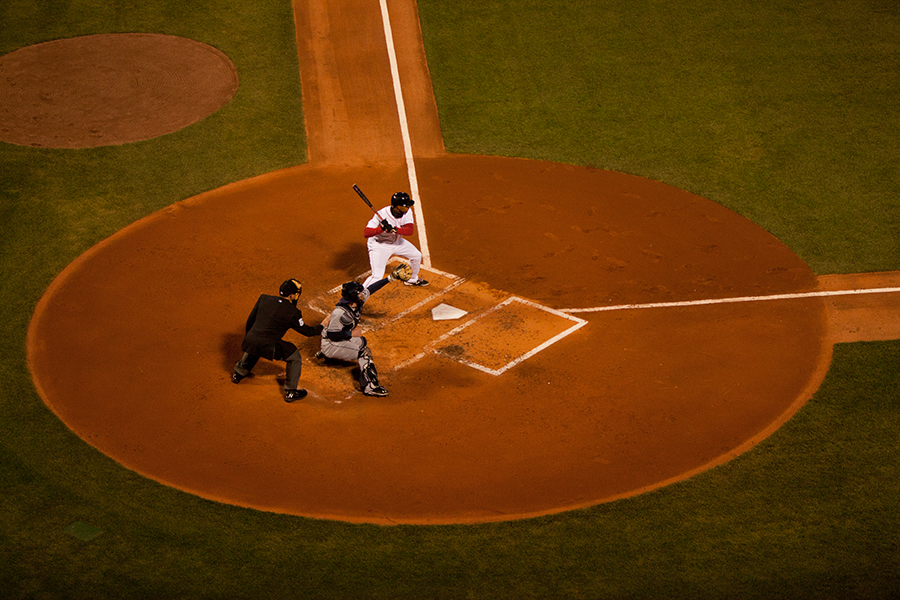 Xander Bogaerts, Boston Red Sox, Fenway Park