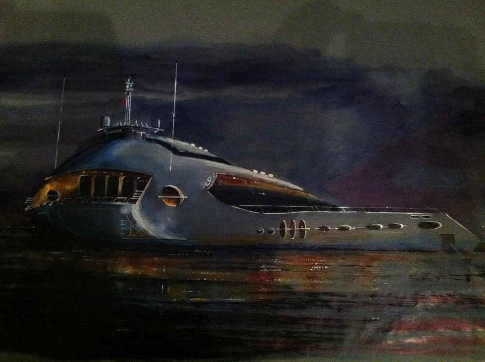 "Mega Yacht ""My True Love"""