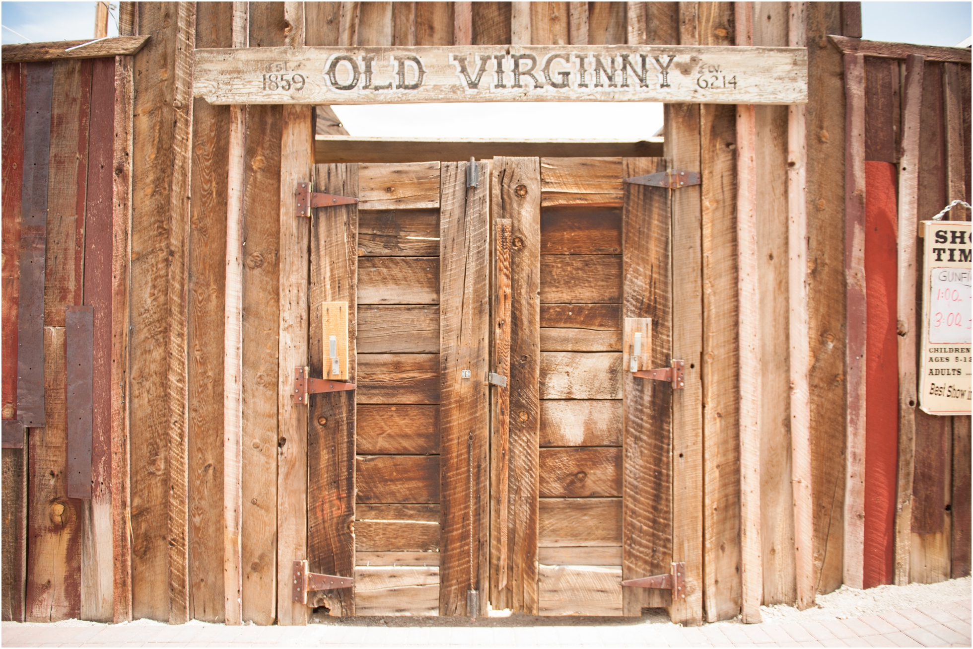 Virginia City, Nevada Photographer