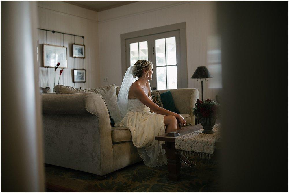 Maui Destination Wedding at Olowalu Plantation House in Lahaina, Hawaii