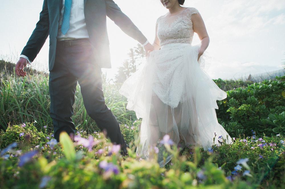 Maui Wedding Photographer . Hawaii Wedding Photographer . Kauai Wedding Photographer