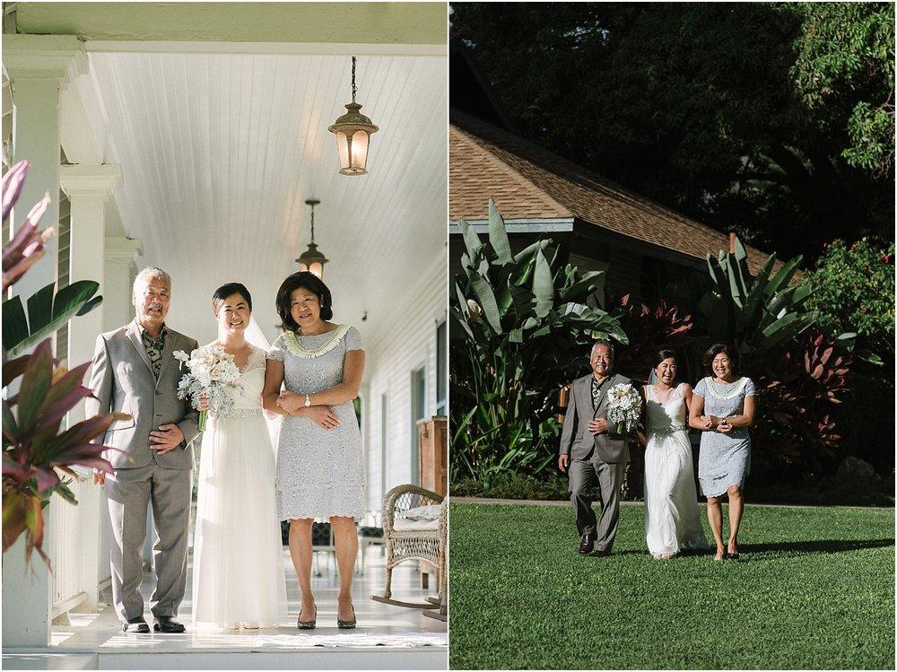 Maui Destination Wedding at Olowalu Plantation House in Lahaina, HawaiiMaui Destination Wedding at Olowalu Plantation House in Lahaina, Hawaii