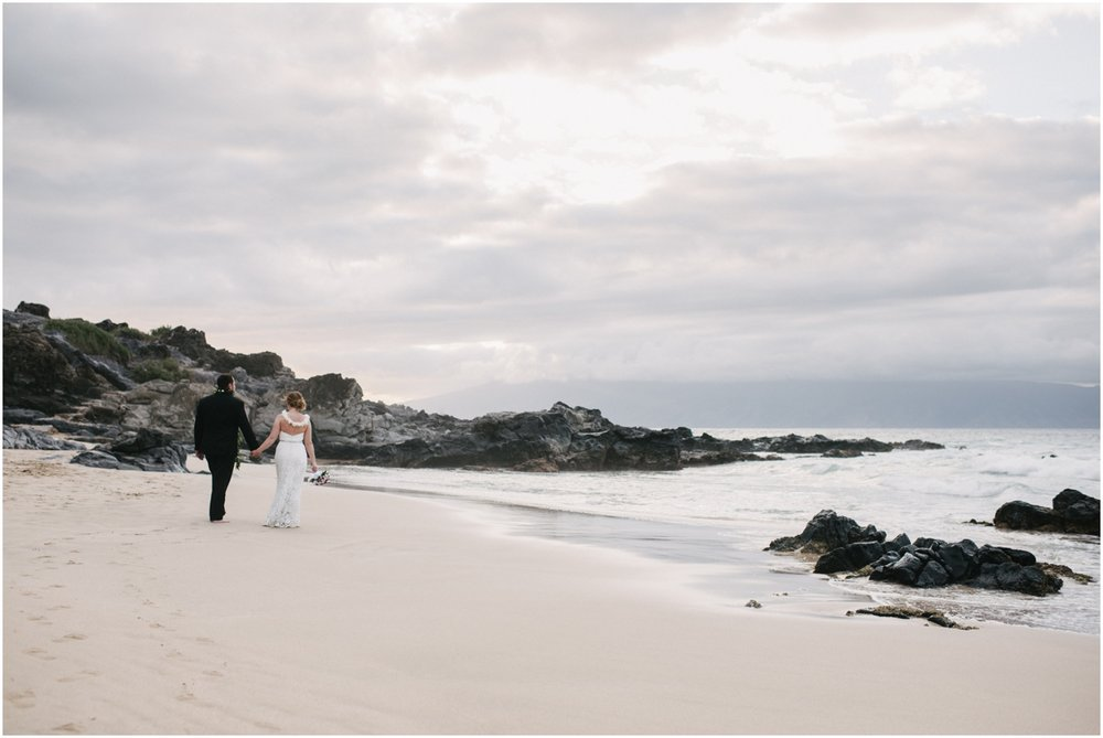 Maui Adventure Elopement by Naomi Levit Photography