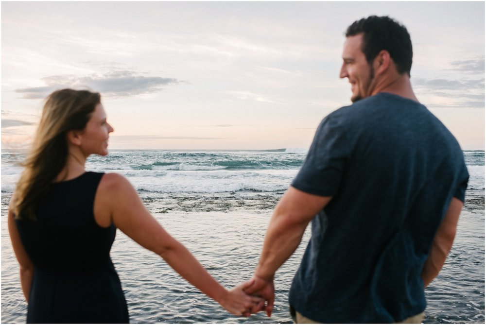 Maui Adventure Engagement Session by Naomi Levit Photography