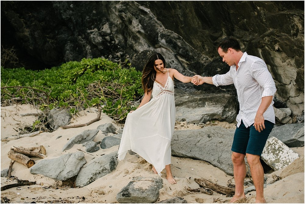 Maui Couples Photographer in Kapalua, Hawaii