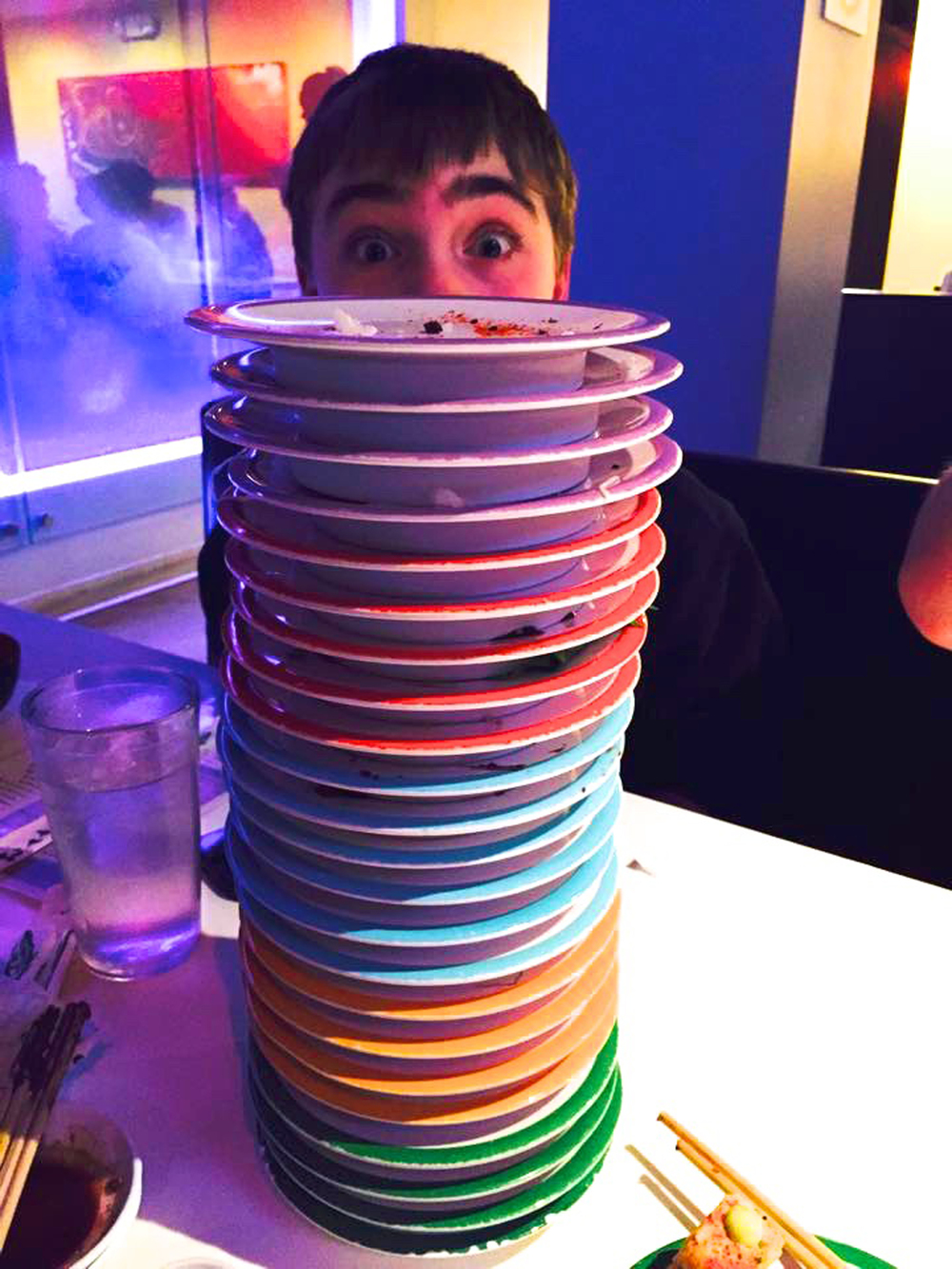 2015.03.20 Great pic of young customer with plates.jpg