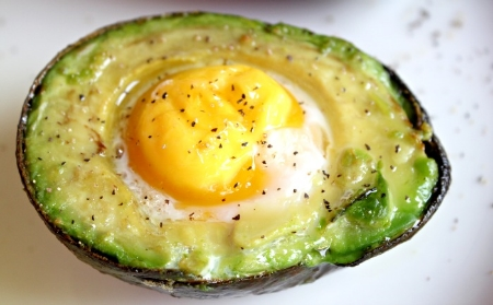 The NEST (Eggs Avocado)