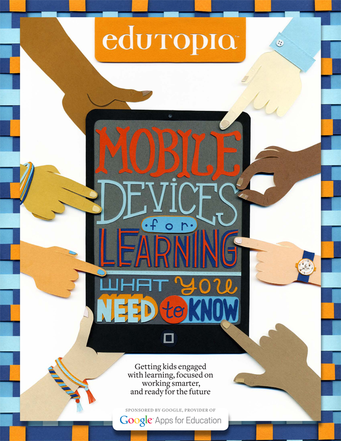 Mobile Devices For Learning - Guide Cover