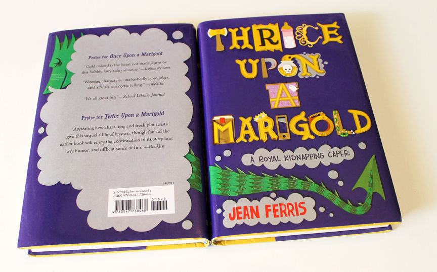 Thrice Upon A Marilgold - Full Jacket