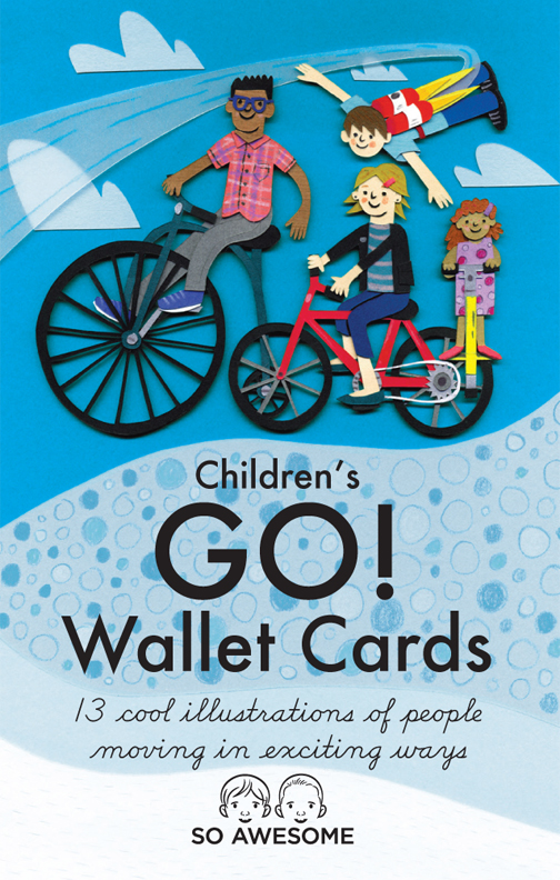 GO! Wallet Cards - Cover
