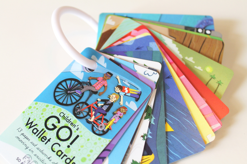 GO! Wallet Cards - On The Ring