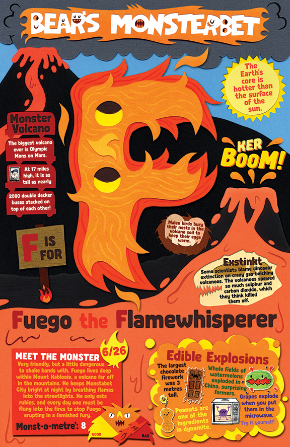 Fuego the Flamewhisperer