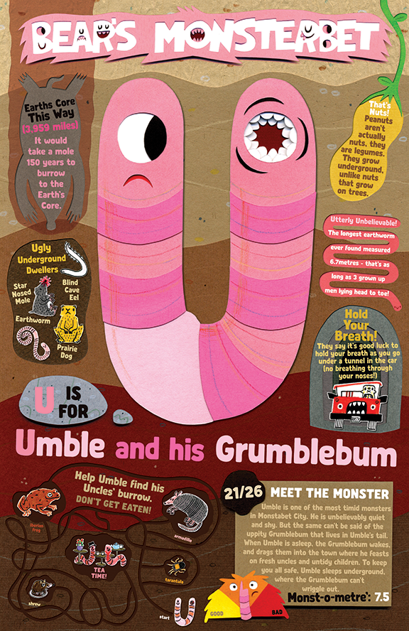 Umble and his Grumblebum