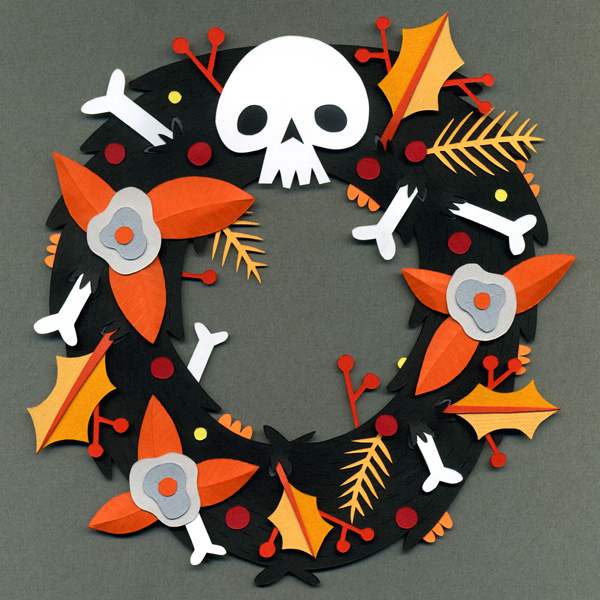 Hallow's Eve Wreath