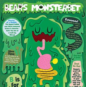 NEW BEAR'S MONSTERBET
