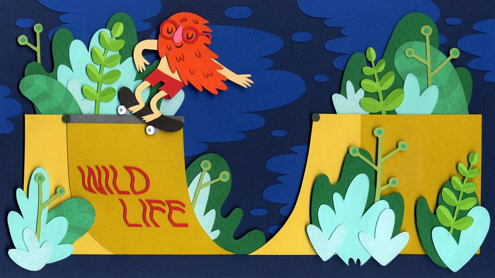 Wild Life Ramp