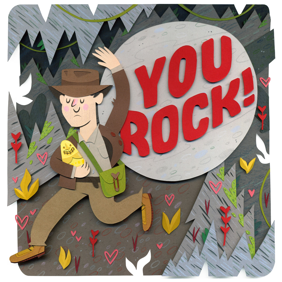 You Rock! Valentine