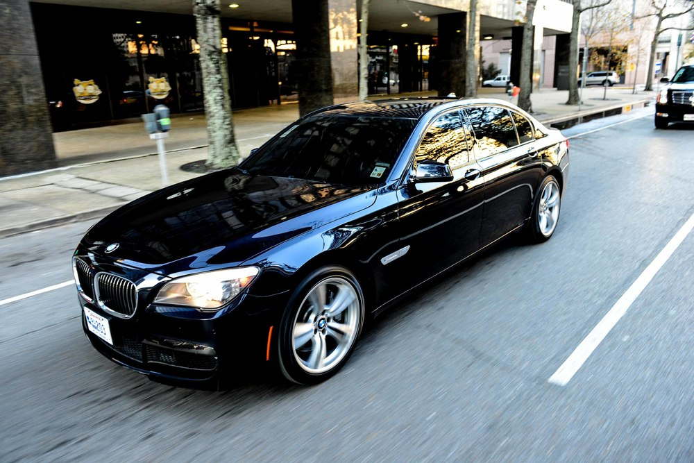 BMW Services Lagniappe Chauffeured ServicesLagniappe Chauffeured - Bmw 35