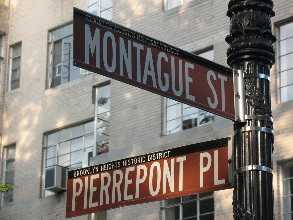 Montague Street, Brooklyn NY