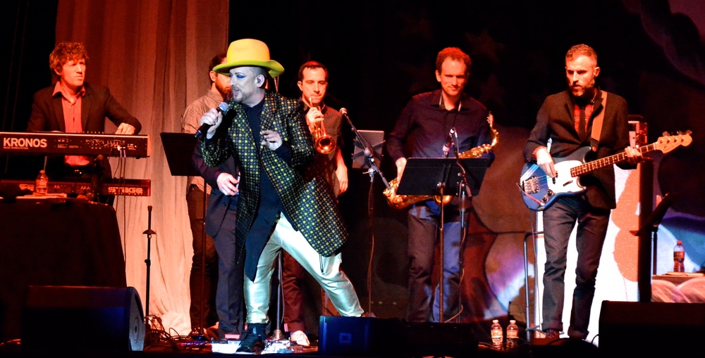 Boy George at The Sands Event Center