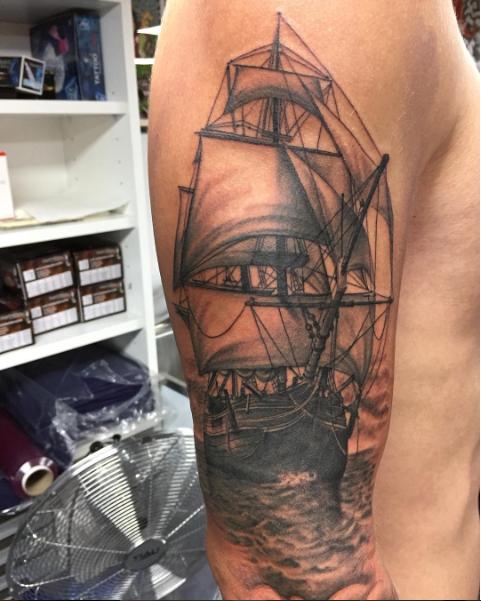 News High Voltage Tattoo
