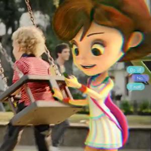 "Coke ""Avatar"" Superbowl Ad, 2009"