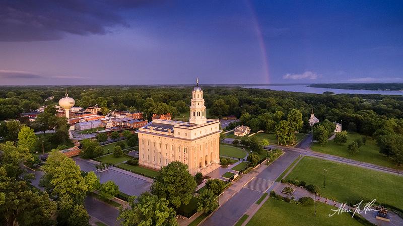Nauvoo Rainbow