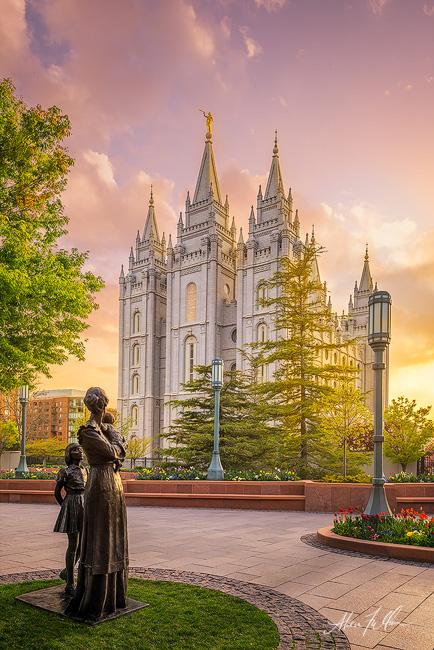 Salt Lake City - Maternal Reflection