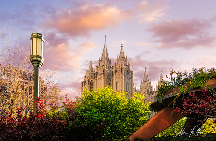 Salt Lake City - Glorious Majesty of His Kingdom