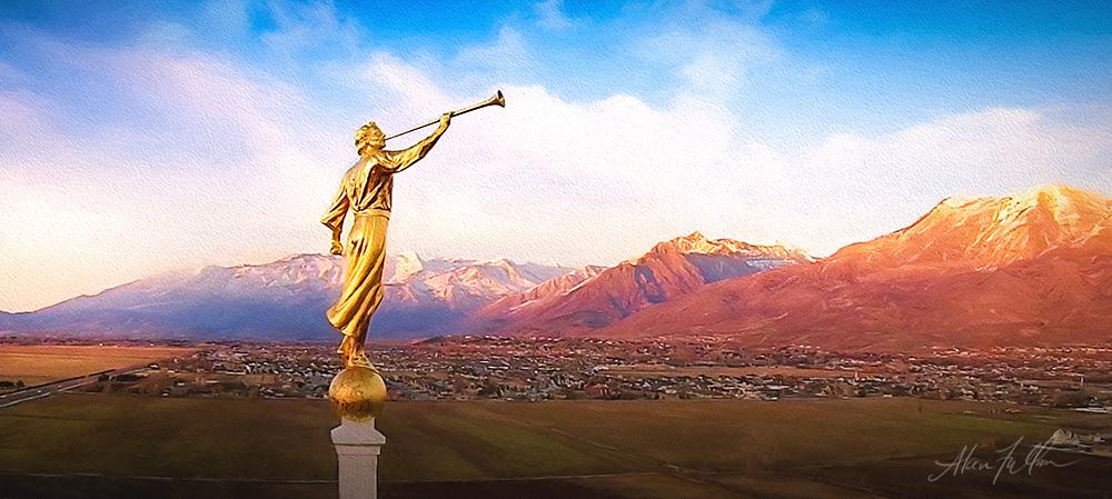 Moroni - Lone Peak